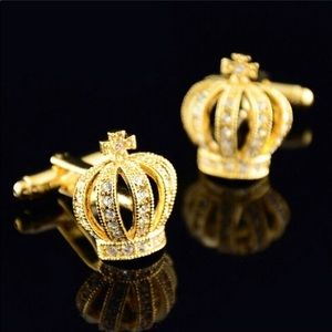 Other - 👑CROWN CUFF LINKS👑